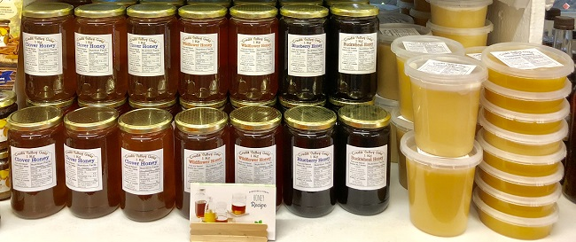 local ontario honey